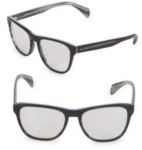 Paul Smith Hoban 55MM Square Optical Glasses