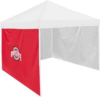 NCAA Kohl's Logo Brand Ohio State Buckeyes Tent Side Panel