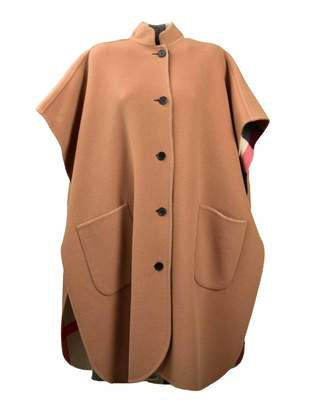 Burberry Reversible Oversized Cape