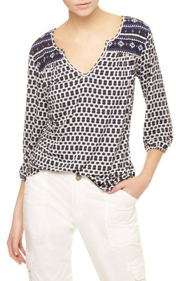 Women's Sanctuary Anabella Embroidered Knit Top $59 thestylecure.com