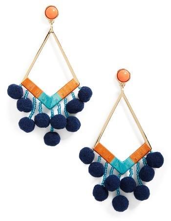 Women's Baublebar Geo Drop Earrings