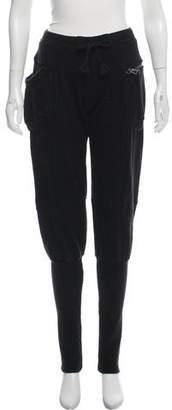 Thomas Wylde Zipper-Accented Sweatpants
