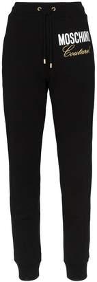 Moschino Logo track pants