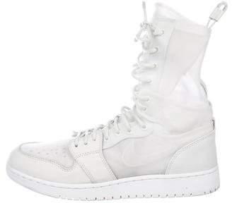 Nike Explorer High-Top Sneakers