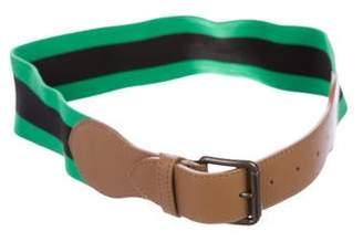 Tomas Maier Elasticized Waist Belt