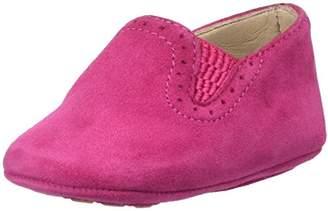 Elephantito Girls' Baby Slippers-K Crib Shoe