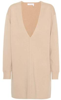 Chloé Long cashmere sweater