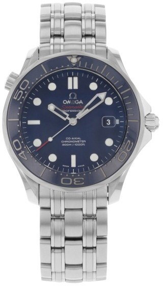 OmegaOmega Seamaster 212.30.41.20.03.001 Stainless Steel 46mm Watch