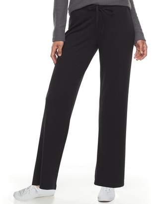 Petite Sonoma Goods for Life Soft Touch Lounge Pant