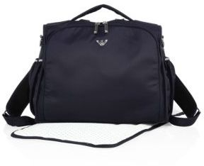 Armani Junior Solid Changing Bag $370 thestylecure.com