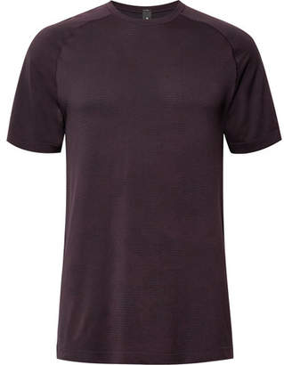 Lululemon Metal Vent Tech Ss Stretch-Jersey T-Shirt