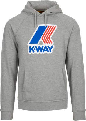 K-Way K Way Sweatshirt With Hood