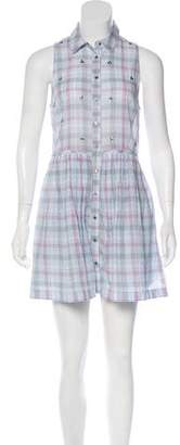 Elizabeth and James Mini A-Line Dress