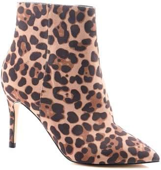 Next Womens Faith Leopard Ankle Boots