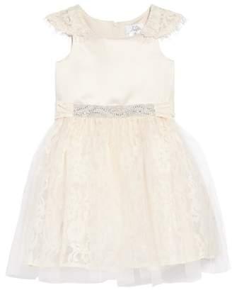 Us Angels The Sarah Floral Lace Dress