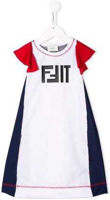56793e8f9f Fendi Dresses For Girls - ShopStyle Canada