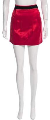 Mayle Mini Skirt With Pockets