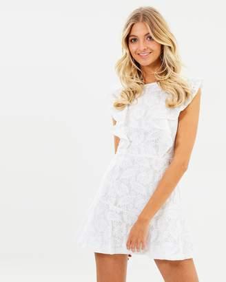Freya Lace Mini Dress
