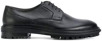Lanvin ridged sole Oxford shoes