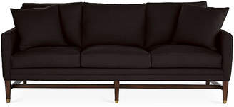 Michael Thomas Collection Arden Sofa - Black Linen