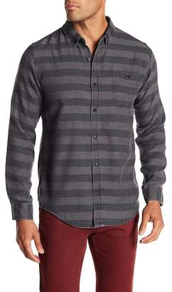 Ezekiel Black Rock Woven Regular Fit Shirt