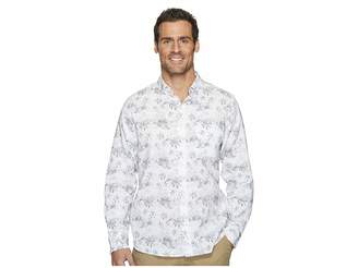 Tommy Bahama Tropical Toile Shirt Men's Clothing