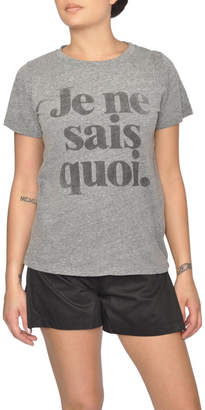 Daydreamer Grey Quote Tee
