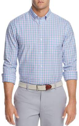 Vineyard Vines Off Island Plaid Classic Fit Button-Down Shirt