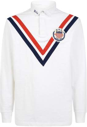 Polo Ralph Lauren Rugby Vintage Polo Shirt