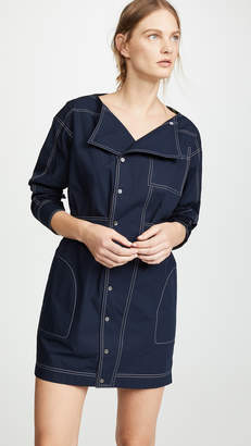 Derek Lam 10 Crosby Shirtdress
