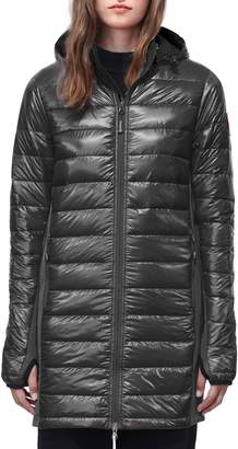 Canada Goose 'Hybridge Lite' Slim Fit Hooded Packable Goose Down Coat