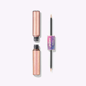 limited-edition tarteist PRO glitter liner in rose gold