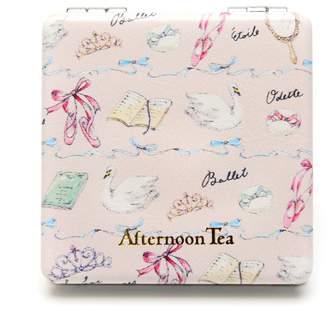 Afternoon Tea (アフタヌーン ティー) - アフタヌーン ティー バレエ柄スクエアミニミラー