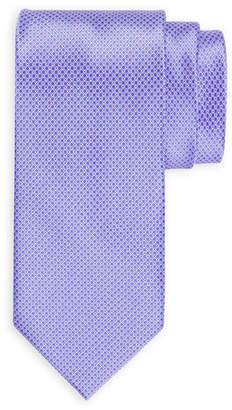 Stefano Ricci Small Neat Print Silk Tie