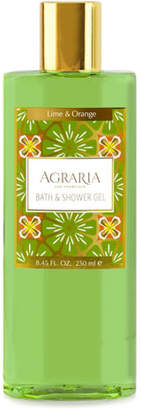 Agraria Lime Orange Blossom Shower Gel