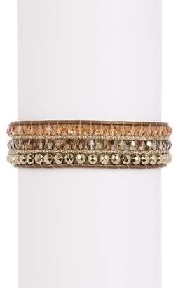 Chan Luu Semi-Precious Beaded Bracelet