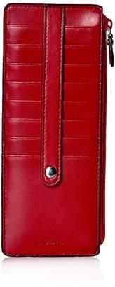 Lodis Audrey Rfid Cit Card Case With Zip Pocket Cit Card Holder
