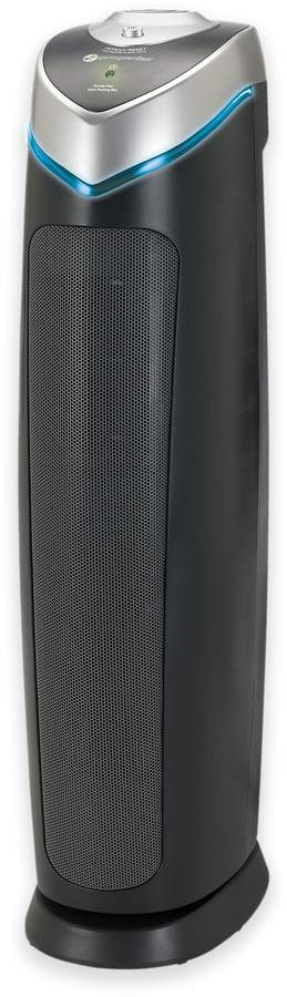 GermGuardian 28-Inch 3-in-1 HEPA Tower with UV-C Air Purifier