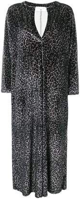 DAY Birger et Mikkelsen Daniela Pancheri leopard shift dress