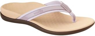 Vionic Leather Thong Sandals - Tide II