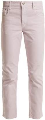 Etoile Isabel Marant Fliff mid-rise straight-leg jeans