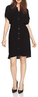 1 STATE 1.STATE Dolman Sleeve Fit-and-Flare Dress
