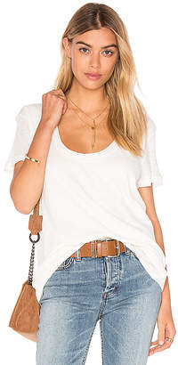 Free People Phoebe Tee in Ivory. - size XS (also in )