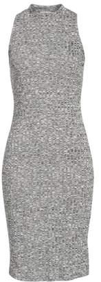 Love, Fire Gigi Rib Knit Dress