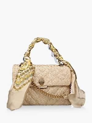 b52537fa477 Kurt Geiger London Kensington Large Shoulder Bag, Camel