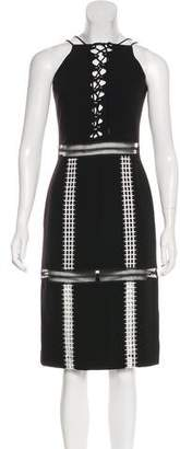 Jonathan Simkhai Sleeveless Midi Dress
