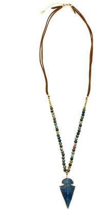 Nakamol Agate Beads Necklace