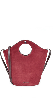 Elizabeth and James Small Market Shopper Tote $445 thestylecure.com