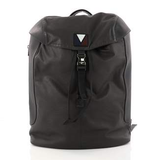 Louis Vuitton Black Synthetic Backpacks