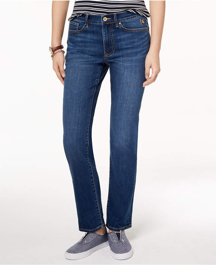 Tommy Hilfiger Straight-Leg Jeans, Created for Macy's